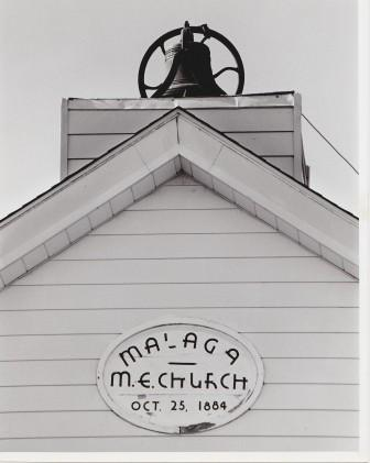 Original Belfry - Date Photographed Unknown